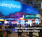 Data Management Demo for the Salesforce Stack