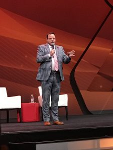 Oracle Modern Customer Experience speaker Jay Baer