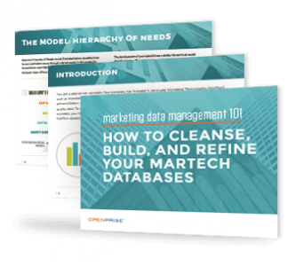 How to cleanse, build, and refine your Martech database