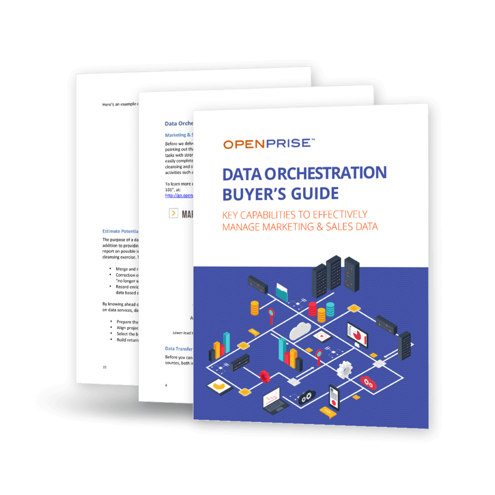 Openprise Data Orchestration Thumb