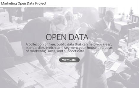 Opendataproject