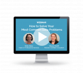 Webinar: How to Solve Your Most Common Data Problems
