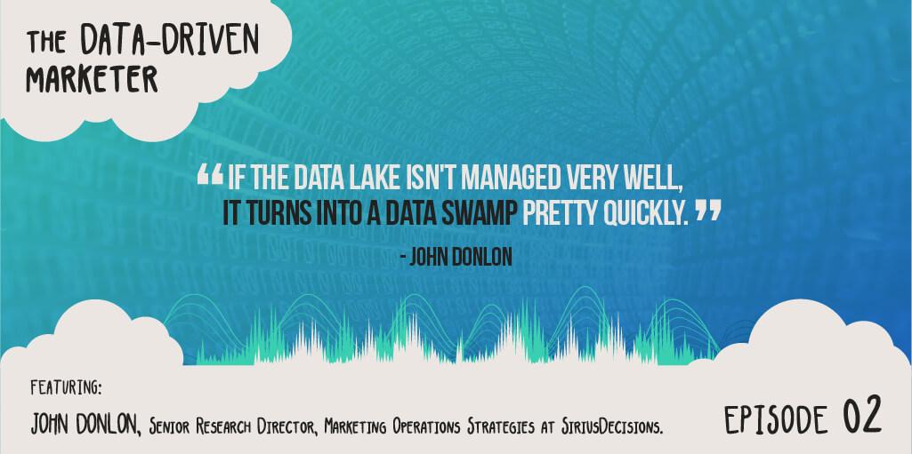 Data Driven Marketer Ep John Donlon Senior Research Director Of Sirius Decisions