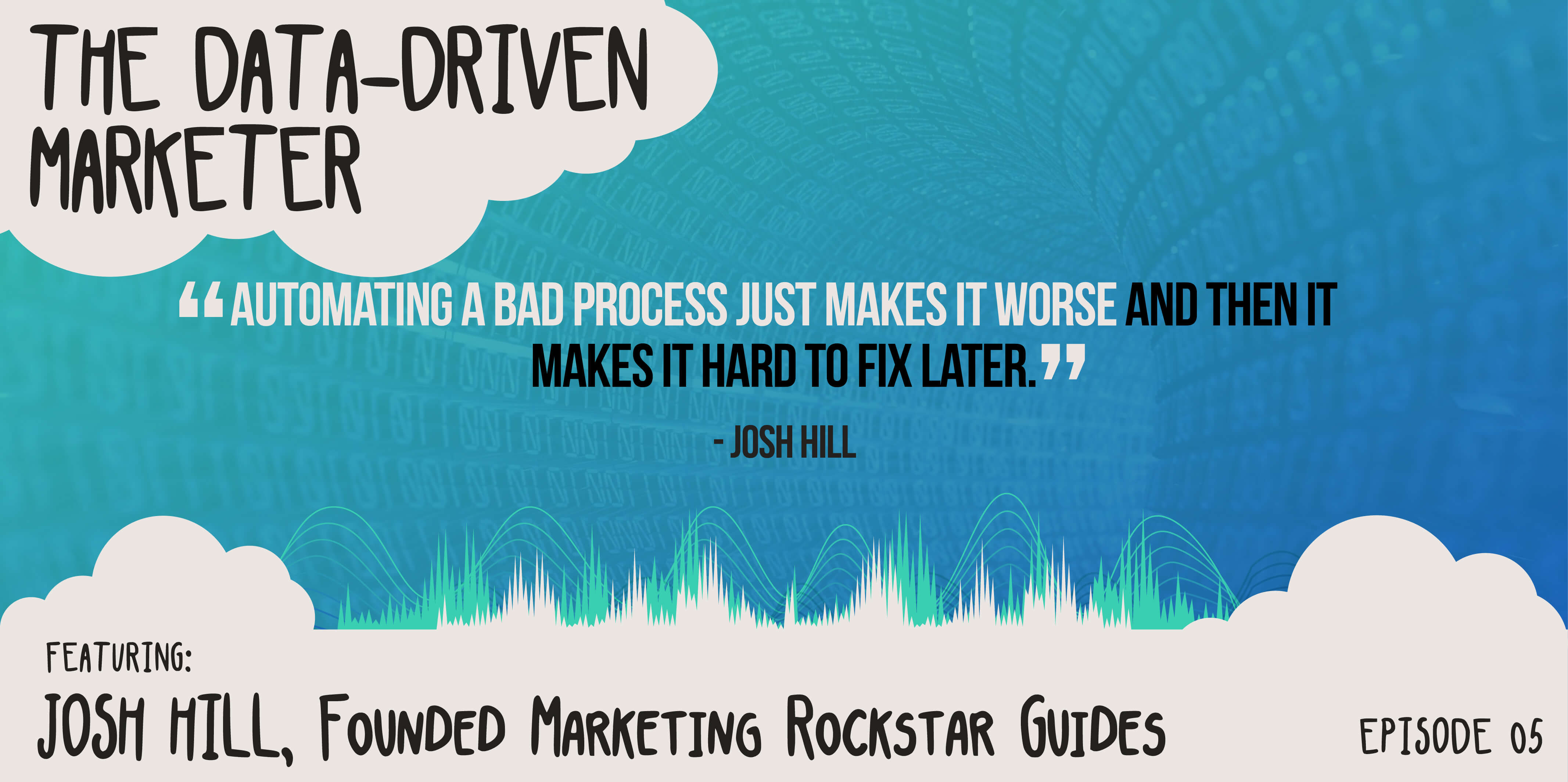 marketing automation doesn't fix a bad process