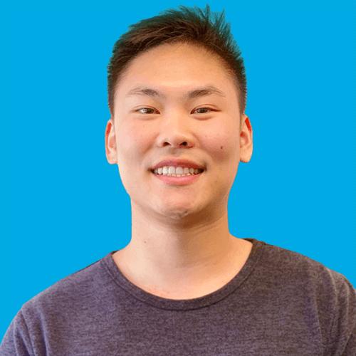 Grant Saechao, customer success associate