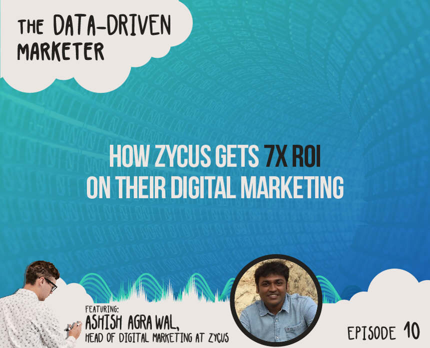 How Zycus Gets 7x ROI on Their Digital Marketing