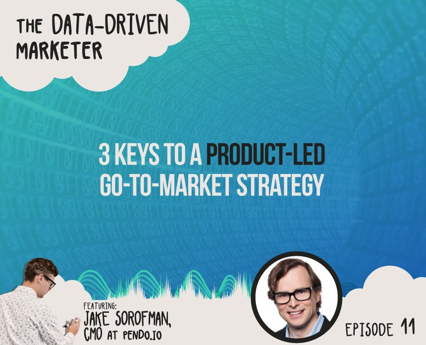 3 Keys to a Product-Led Go-to-Market Strategy