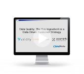 Data Quality: The Key Ingredient in a Data-Driven Customer Strategy