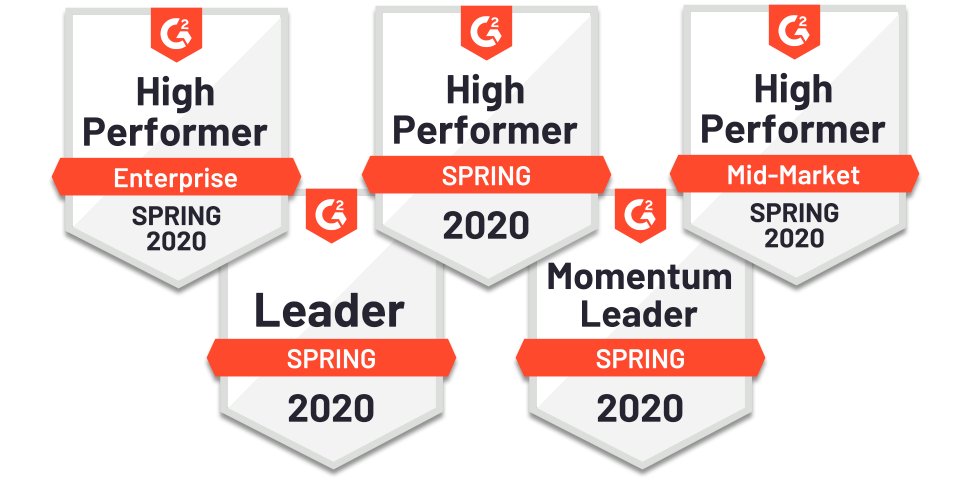 Openprise Ranks #1 for Customer Satisfaction for the Fifth Successive Quarter in Spring 2020 G2 Enterprise Grid Report