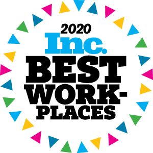 We Made Inc's Best Workplaces List for the Second Time Running
