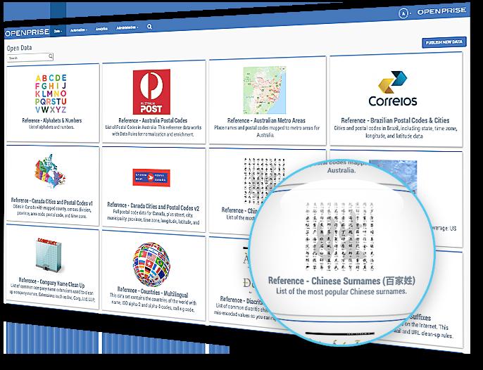 manage segmentation in multiple languages