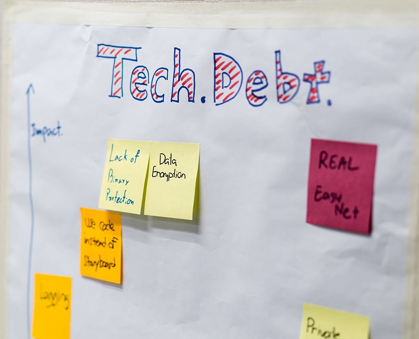 Salesforce Tech Debt and How to Get Rid of It