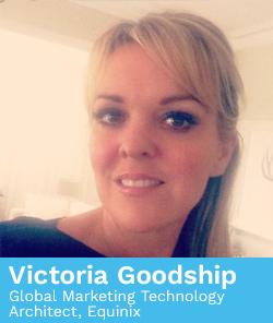 Victoria Goodship, Global Marketing Technology Architect