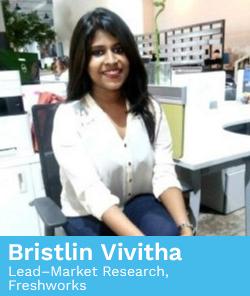 Bristlin Vivitha, Lead - Market Research