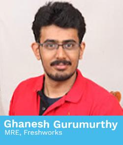 Ghanesh Gurumurthy, MRE