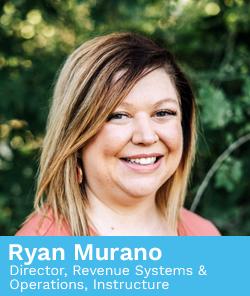 Ryan Murano, Director, Revenue Systems & Operations