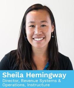 Sheila Hemingway, Director, Revenue Systems & Operations