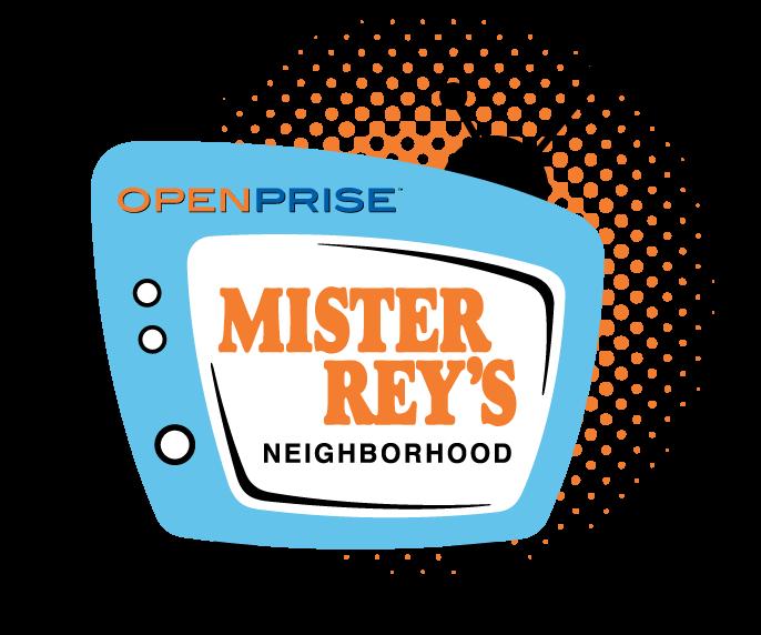 Mr. Rey's Neighborhood