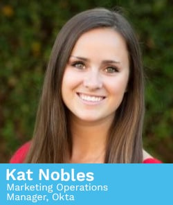 Kat Nobles, Marketing Operations Manager