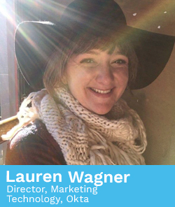Lauren Wagner, Director, Marketing Technology