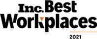 Inc 2021 Best Places to Work
